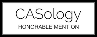 CASology Honorable Mention badge