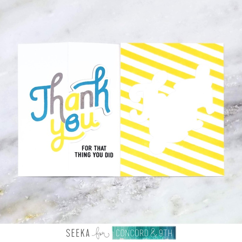 Seeka - Thank You 1C