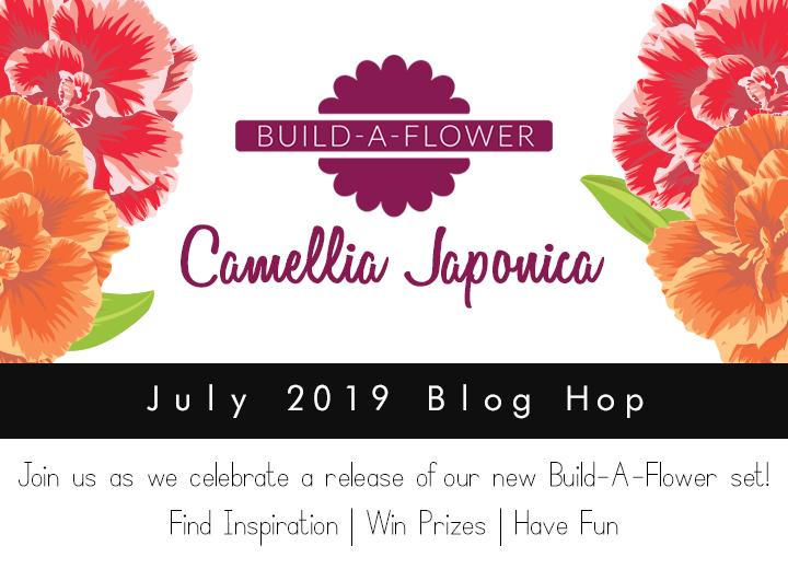 BAF Camellia Japonica Blog Hop