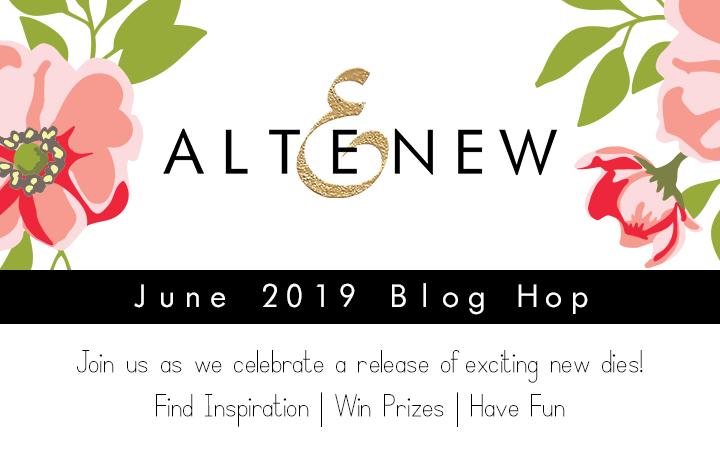 June 18th Altenew Blog Hop