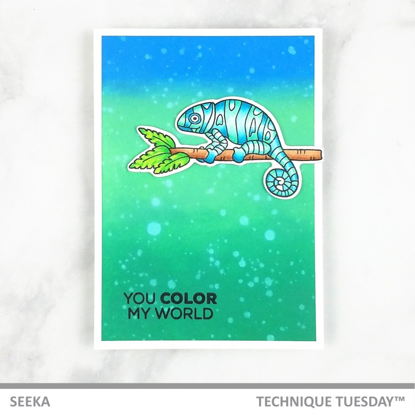 Seeka - Chameleon Friends 1A