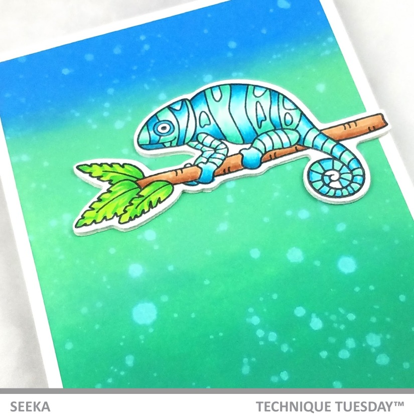 Seeka - Chameleon Friends 1C
