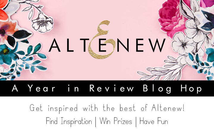 Altenew 2019 Year In Review Blog Hop